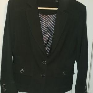 Black Blazer size 10 Jacket